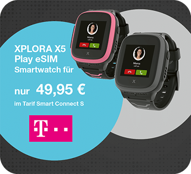 Telekom – Xplora X5 Kids Watch